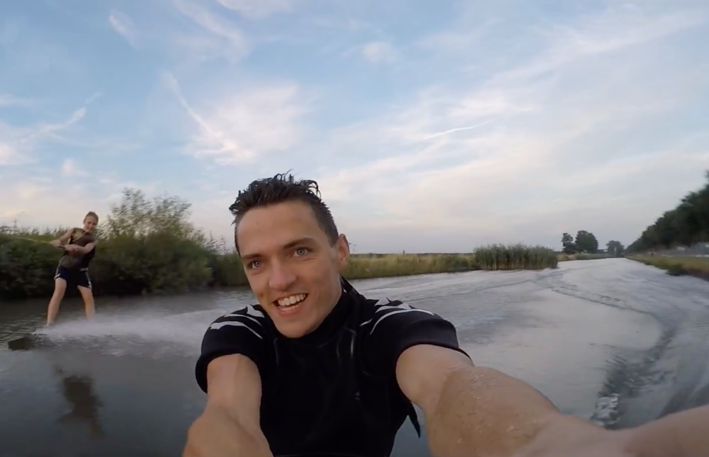 Wakeboarding – The Dutch Way!