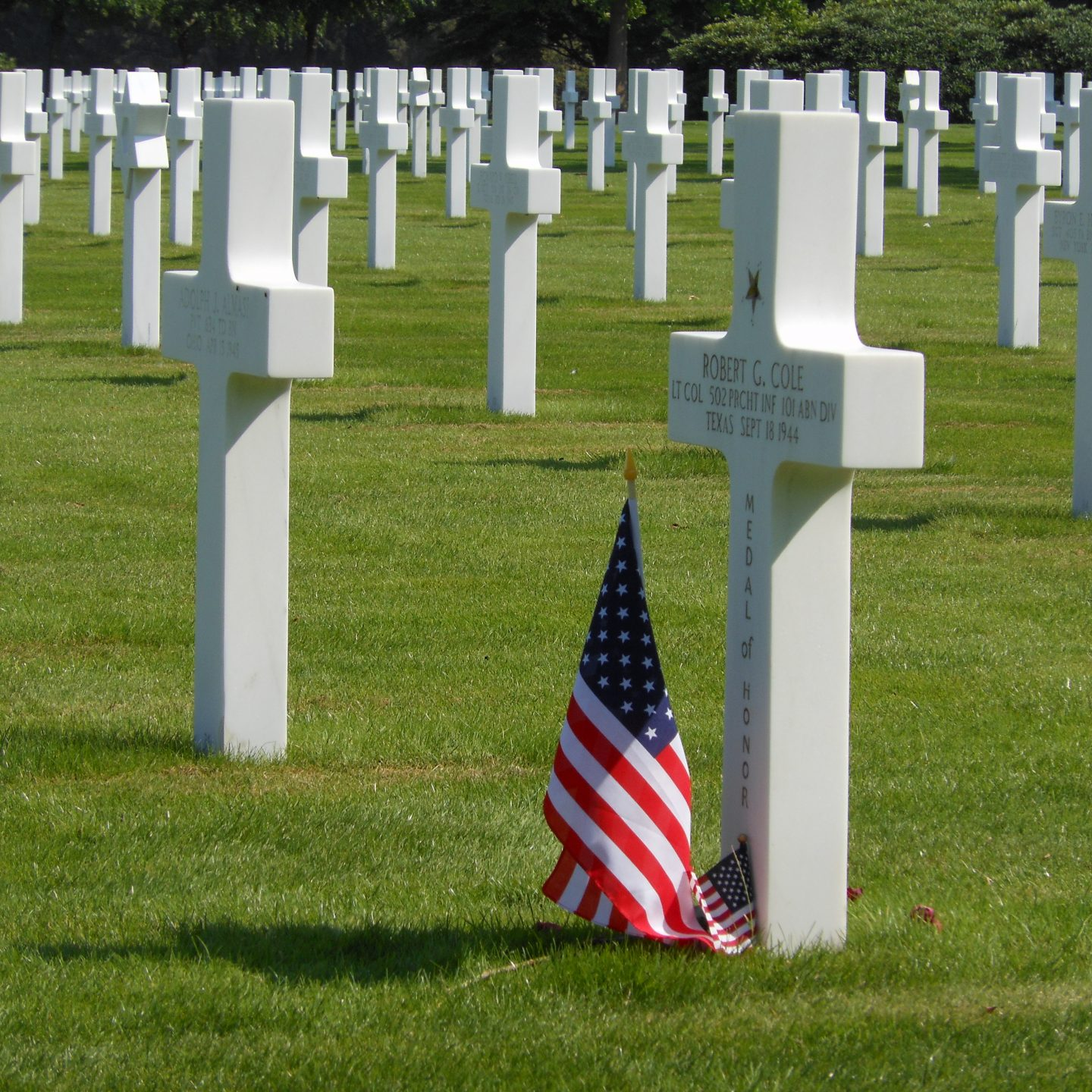Reflecting on a Visit to the American Military Cemetery in The Netherlands